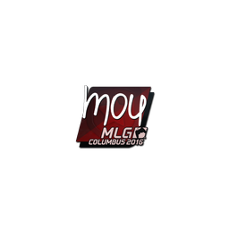 Sticker   mou   MLG Columbus 2016