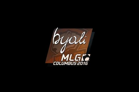 Sticker | byali | MLG Columbus 2016 Prices