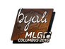 Skin Sticker | byali | MLG Columbus 2016