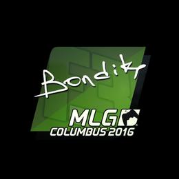 bondik | MLG Columbus 2016