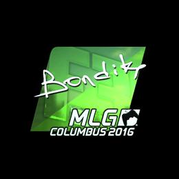 bondik (Foil) | MLG Columbus 2016