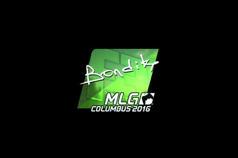 Sticker | bondik (Foil) | MLG Columbus 2016 Prices