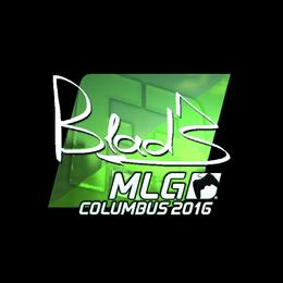 B1ad3 (Foil) | MLG Columbus 2016