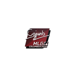 Sticker   cajunb   MLG Columbus 2016
