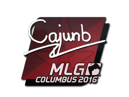 Sticker | cajunb | MLG Columbus 2016