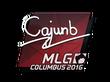 Sticker cajunb | MLG Columbus 2016