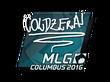 Sticker coldzera | MLG Columbus 2016