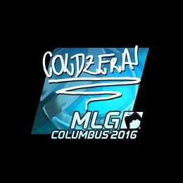 coldzera (Foil) | MLG Columbus 2016