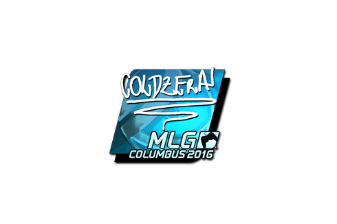 Sticker | coldzera (Foil) | MLG Columbus 2016 Prices