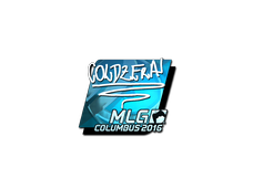 Skin Sticker | coldzera (Foil) | MLG Columbus 2016
