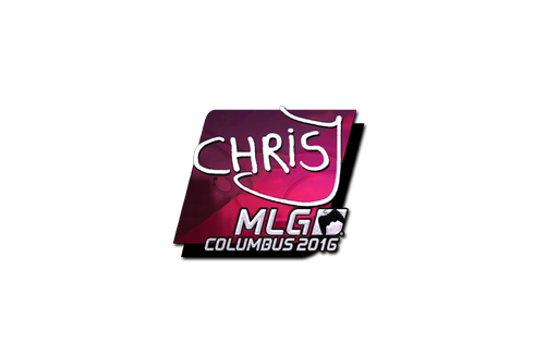 Sticker | chrisJ (Foil) | MLG Columbus 2016 Prices