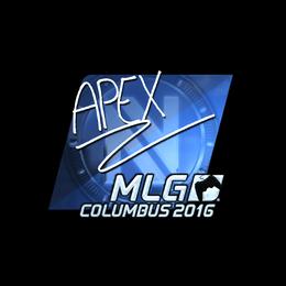 apEX (Foil) | MLG Columbus 2016