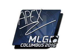Sticker | apEX | MLG Columbus 2016