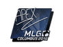 Skin Sticker | apEX | MLG Columbus 2016