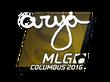 Sticker arya | MLG Columbus 2016