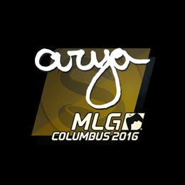 arya | MLG Columbus 2016