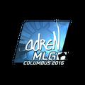Sticker | adreN <br>(Foil) | MLG Columbus 2016
