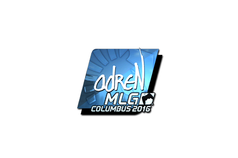Sticker | adreN (Foil) | MLG Columbus 2016 Prices