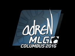 adreN | MLG Columbus 2016