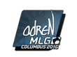 Sticker adreN | MLG Columbus 2016