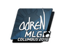 Skin Sticker | adreN | MLG Columbus 2016