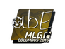 Skin Sticker | abE | MLG Columbus 2016
