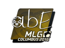 Sticker | abE | MLG Columbus 2016