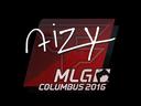 Sticker   aizy   MLG Columbus 2016