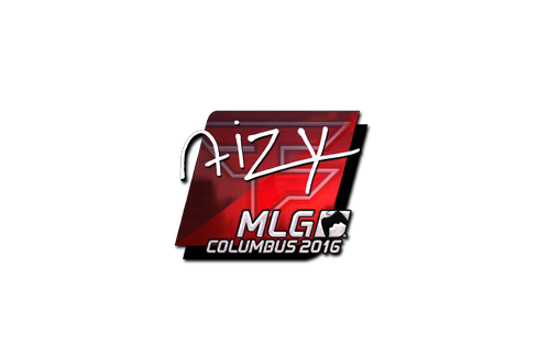 Sticker | aizy (Foil) | MLG Columbus 2016 Prices