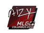 Skin Sticker | aizy | MLG Columbus 2016