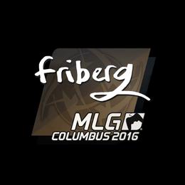 friberg | MLG Columbus 2016