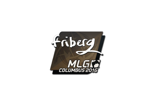 Sticker | friberg | MLG Columbus 2016 Prices