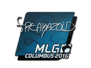 Sticker | freakazoid | MLG Columbus 2016