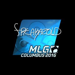 freakazoid (Foil) | MLG Columbus 2016