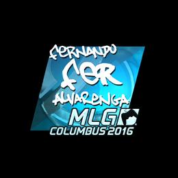 fer (Foil) | MLG Columbus 2016