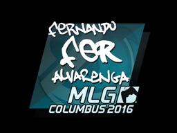 Sticker   fer   MLG Columbus 2016