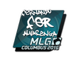 Sticker fer | MLG Columbus 2016