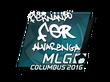 Sticker fer | MLG Columbus 2016