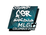 Skin Sticker | fer | MLG Columbus 2016