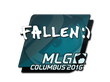 Sticker FalleN | MLG Columbus 2016
