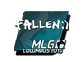 Skin Sticker | FalleN | MLG Columbus 2016
