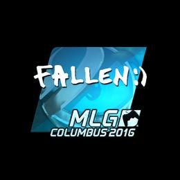 FalleN (Foil) | MLG Columbus 2016