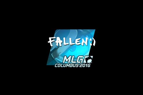 Sticker | FalleN (Foil) | MLG Columbus 2016 Prices