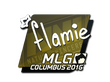 Sticker flamie | MLG Columbus 2016