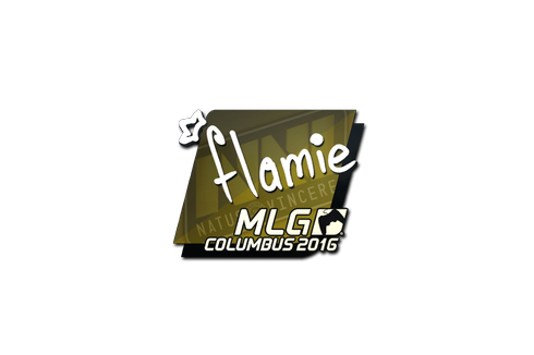 Buy Sticker | flamie | MLG Columbus 2016