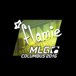 flamie (Foil)   MLG Columbus 2016