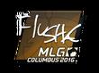 Sticker flusha | MLG Columbus 2016