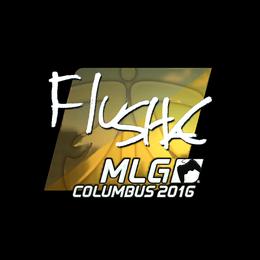 flusha (Foil) | MLG Columbus 2016