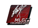 Sticker   fox   MLG Columbus 2016
