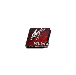 Sticker | fox | MLG Columbus 2016